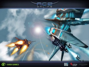 Download Ace Online, pilot your ship and save the world