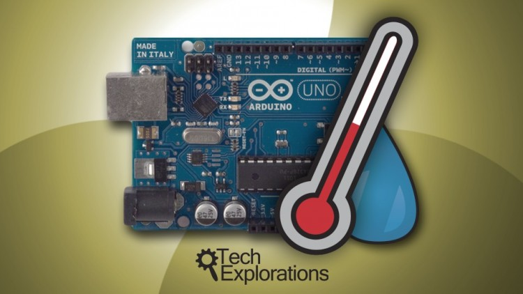 75% off Beginning Arduino: Make your own environment monitor system