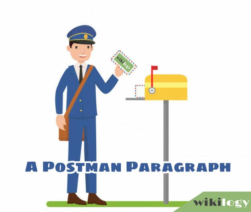 A Postman Paragraph