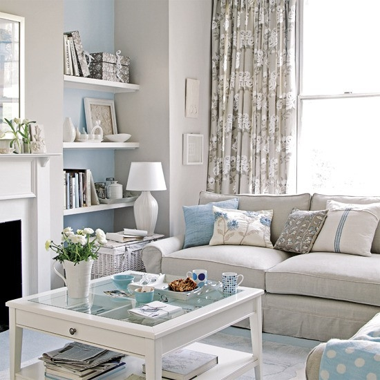 Designing Home 10 Tips for decorating a small living room - small scale living room furniture
