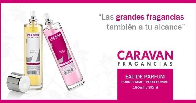 caravan perfumes