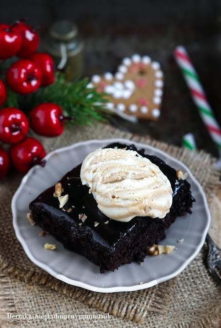 ciasto, czekolada, swieta, kakao, majonez, deser, bernika, kulinarny pamietnik