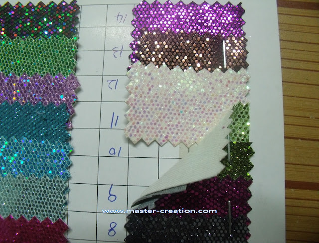 sequin fabric in nice color