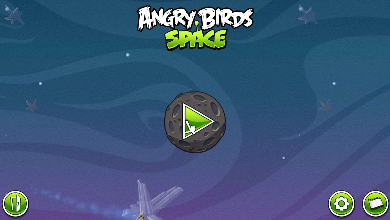 Downloads: Angry Birds Space {Full Version}