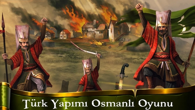 osmanli savaşlari hileli apk