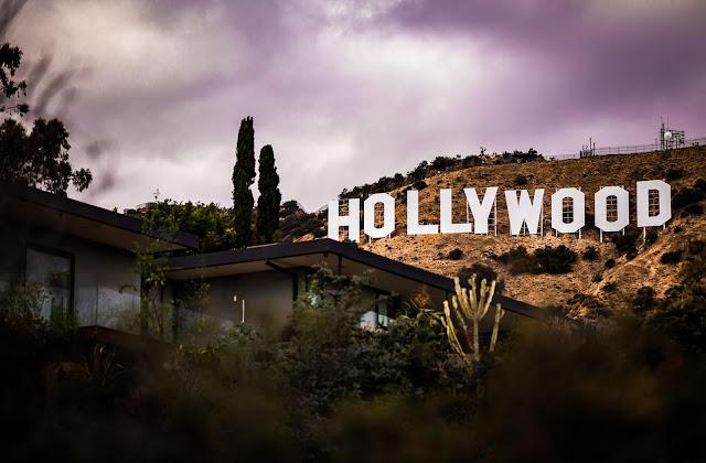 Hollywood sign:Photo by Martin Jernberg on Unsplash