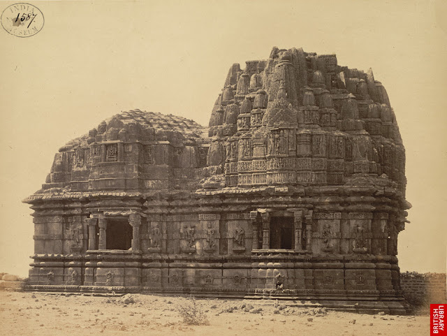 Shocking Facts about Mahmud of Ghazni - Somnath Temple Ruins
