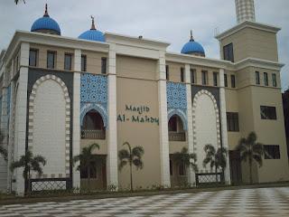 Al-Mahdy: 'Masjid syiah' di tengah komunitas Sunni