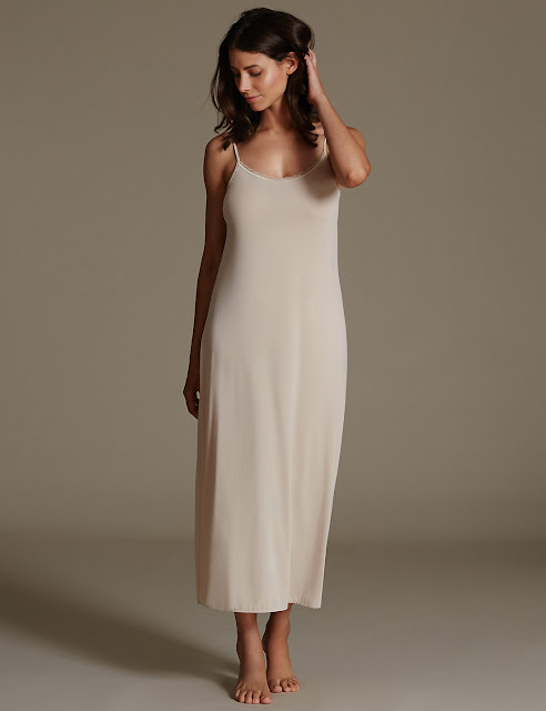 Marks and Spencer Cool Comfort Full Slip