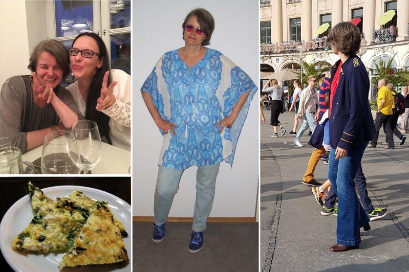 große ue40 Frauen mit langen Beinen: Outfits zum Ausgehen