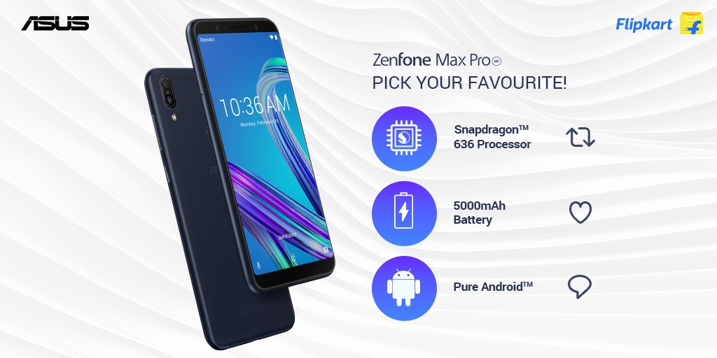 Asus ZenFone Max Pro M1 Gets Updated With Face Unlock, April