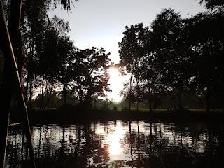 Village pond images
