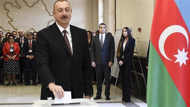 Ilham Aliyev wins fourth term as Azerbaijan president: Official results