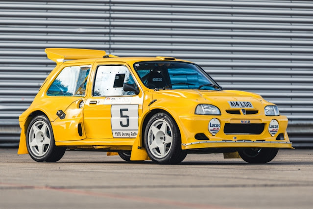 Dam 4100 Metro 6R4 rally car for sale
