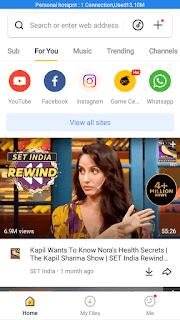 SnapTube YouTube Downloader - screenshot 2