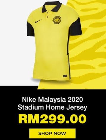 Harga Dan Rekaan Jersi Baru Harimau Malaya 2021