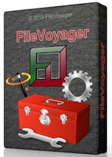 برنامج, إحترافى, لإدارة, الملفات, والمجلدات, على, الكمبيوتر, FileVoyager