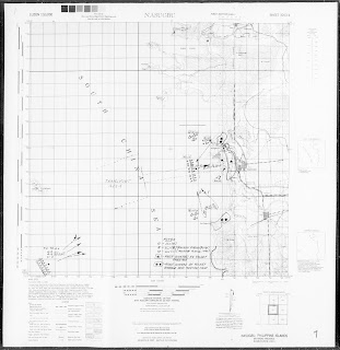 Map enclosure to this report.