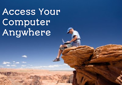 Access your computer from anywhere