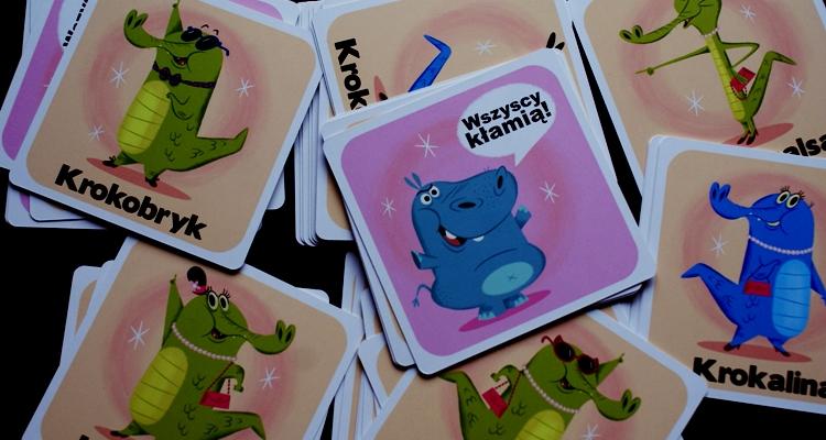 gra kroko-loko karty