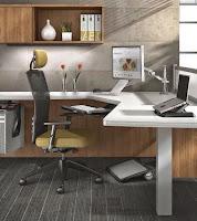Ergonomically Correct Workspace
