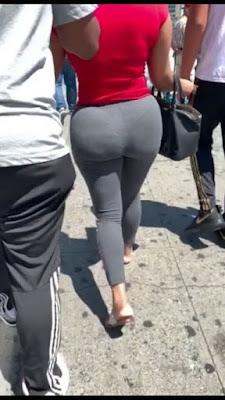 Señoras nalgonas calzas calle