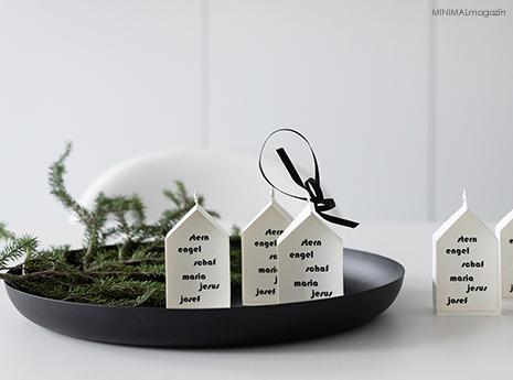 Weihnachtskrippe aus Papier - DIY kinderleicht