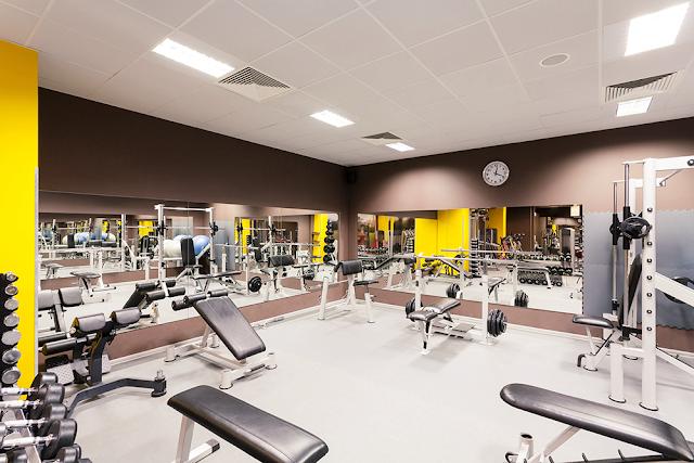 Phòng tập Gym chung cư Imperial Plaza