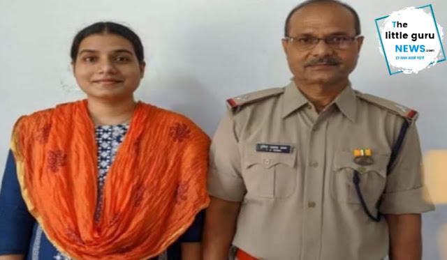 UPSC 718 Rank Kesariya Ruhina Khan