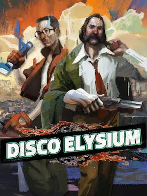 Capa do Disco Elysium