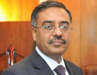 पाकिस्तान विदेश सेवा के वरिष्ठ अधिकारी ने सोहेल महमूद को भारत में नया उच्चायुक्त नियुक्त किया
