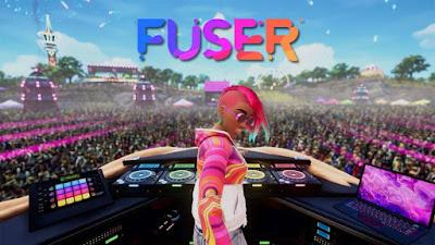 تحميل لعبة Fuser