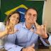 """Bolsonaro teria feito sinal do """"Satanás"""" com as mãos?"""