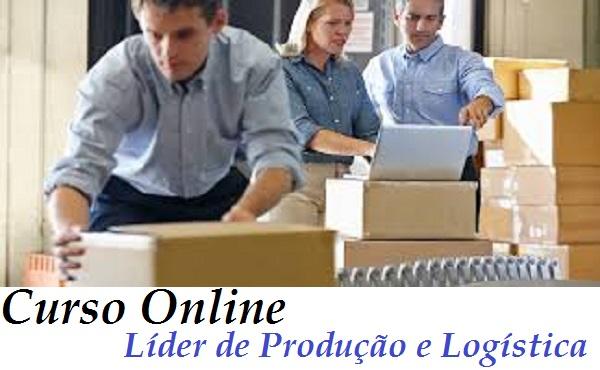 Curso Profissional Online de Líder de Produção e Logística com Certificado de 120 Horas
