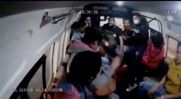 Encierran en el Tutelar a ratero cómplice de asesinato de pasajero en una combi; Su madre pide ayuda al Presidente