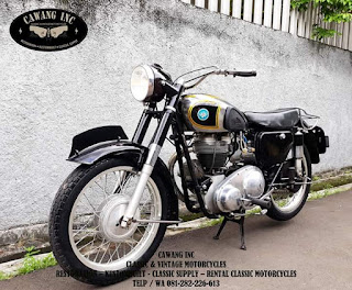 """Total restoration of """" AJS Model 18 500cc 1957 """" 🇬🇧🇬🇧🇬🇧 is DONE !!!👌👌👌"""