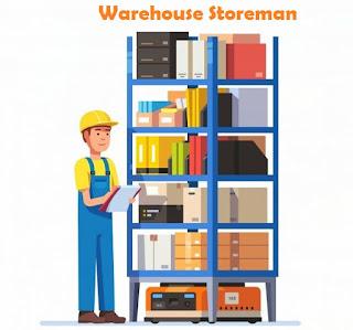 Apa Itu Storeman? Definisi,Pengertian Tugas Dan Tanggung Jawab Storeman