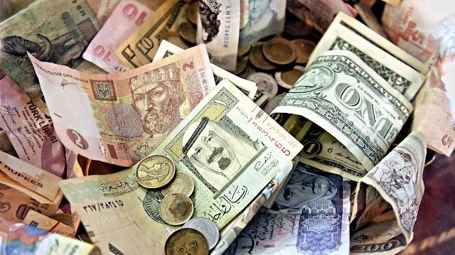 أسعار صرف العملات فى الإمارات اليوم الأربعاء 27/1/2021 مقابل الدولار واليورو والجنيه الإسترلينى