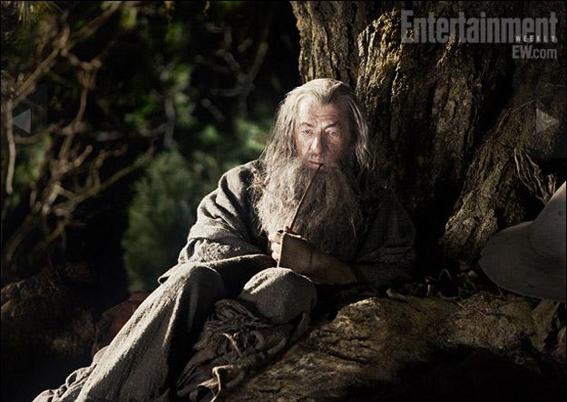 Primeras imágenes de The Hobbit: An Unexpected Journey