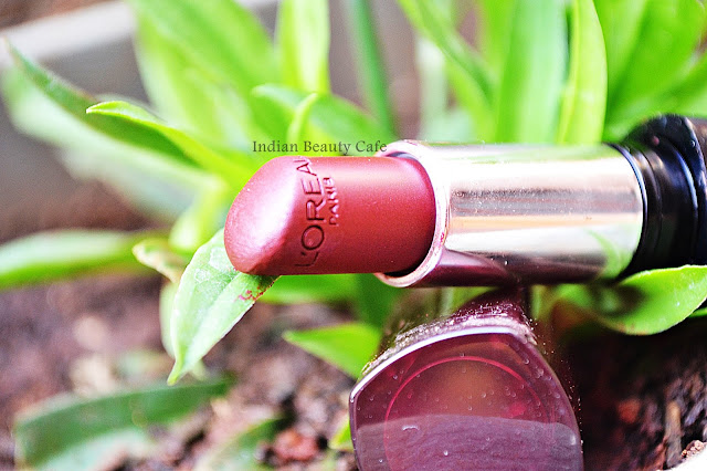 Loreal Infallible Lipstick Bold Bordeaux Shade
