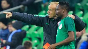 Rohr Includes Musa In Invited 23-Man List For Benin, Lesotho Ties