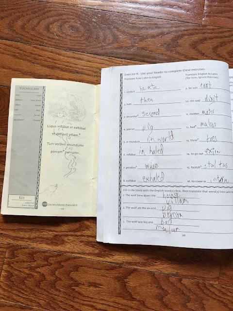 Olim Reader reader and workbook