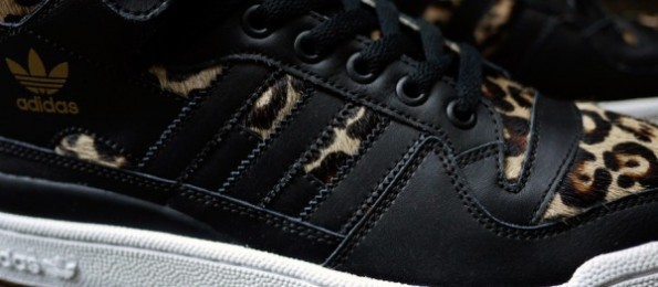 online retailer f363b eaeb8 ... low price chapter x adidas forum mid black leopard dde03 3f424