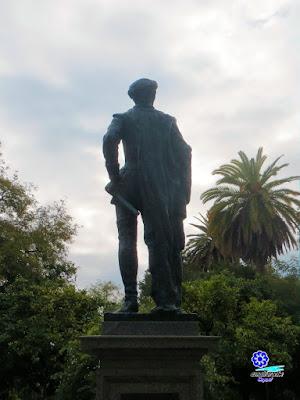 Sevilla - Plaza de los Refinadores - Monumento a Don Juan 05