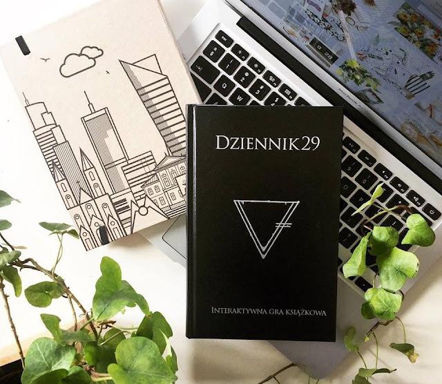 Dziennik 29 - Dimitris Chassapakis [interaktywna gra książkowa]