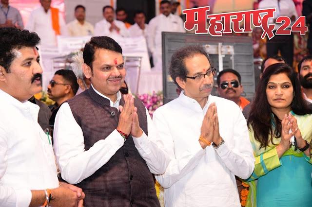 महाराष्ट्रात पुन्हा भाजप सत्तेत येणार.?