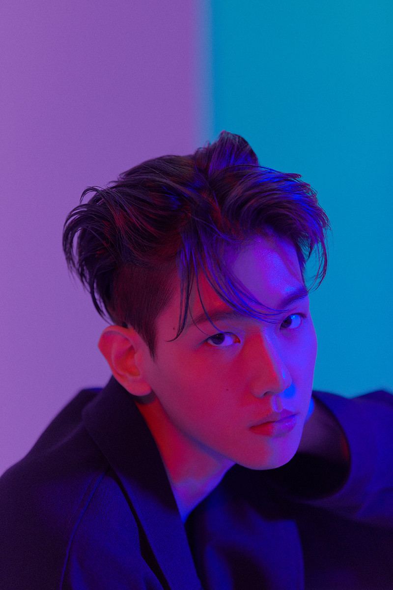 EXO's Baekhyun Show off His Cool Haircuts in 'Delight' Teaser