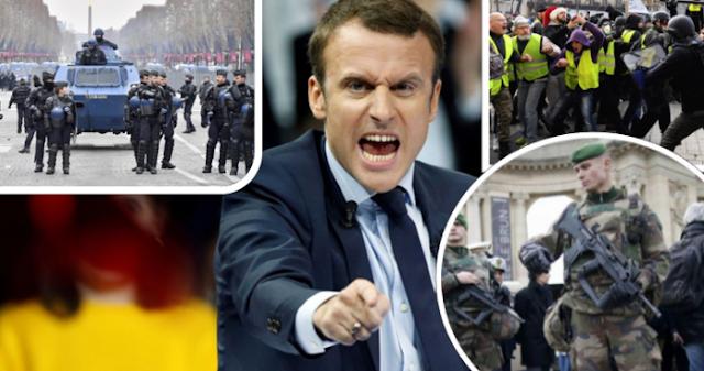 Τα Κίτρινα Γιλέκα αποκαλύπτουν την απεχθή όψη της Ευρώπης
