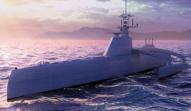 The Pentagon wants to forge ahead with robot warships
