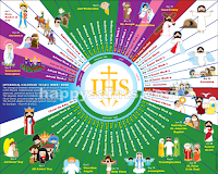 happy saints liturgical calendar 2019 year c eposter